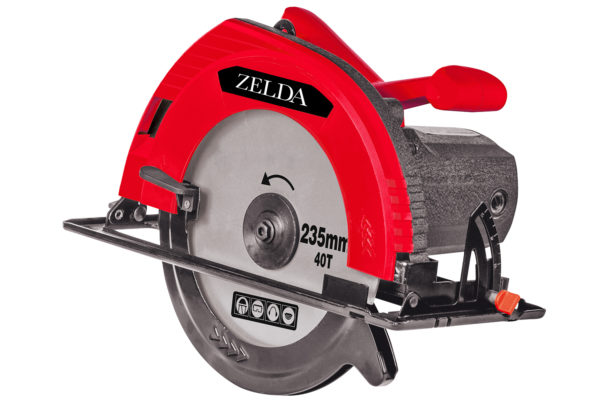 Circular Saw-Powertools-Cutters-Zelda-CS235